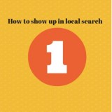 Getting Found In Local Search