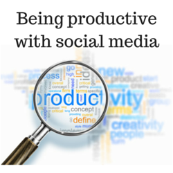 3 Steps for more productive social media marketing