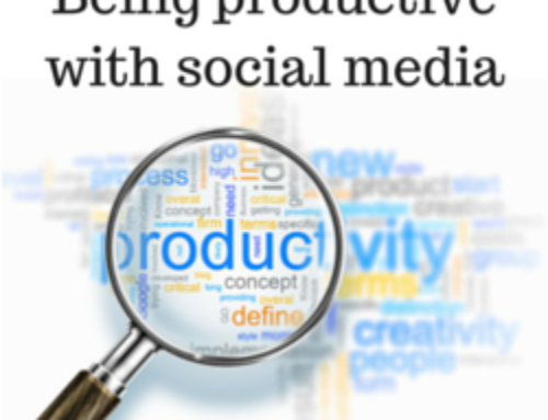 3 Productivity Tips For Social Media Marketing