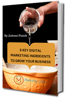 5-Key-Digital-Marketing-Ingredients-to-Grow-Your-Business-Book cover Image