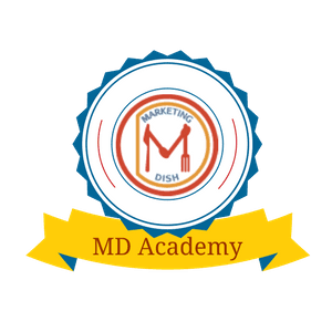 Marketing Dish Academy logo